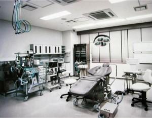 全身麻酔室